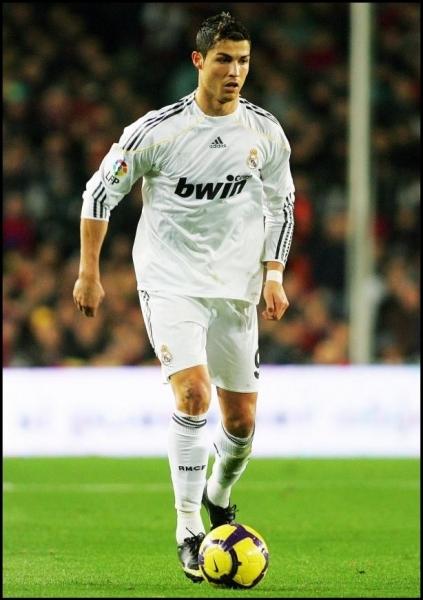 Quel a été le premier club de Ronaldo ?