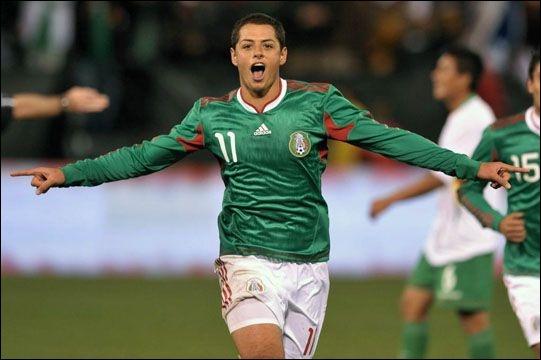Dans quel club joue Javier Hernandez ?