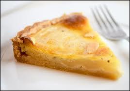 Qui inventa cette tarte chaude à la frangipane et aux poires avec macarons écrasés qu'est la tarte Bourdaloue ?