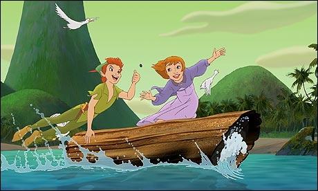 Dans  Peter Pan 2 , comment la fille de Wendy s'appelle-t-elle ?