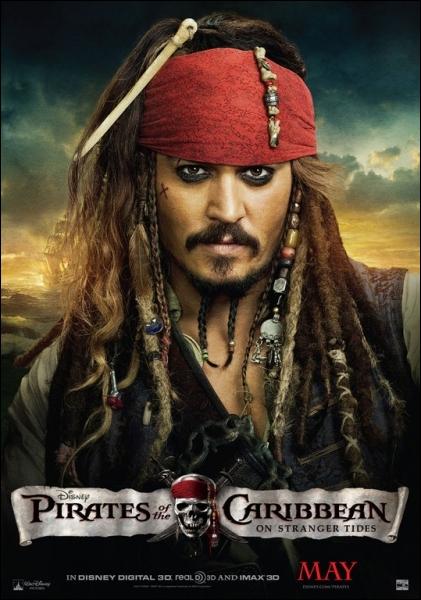 Le dernier  Pirates des Caraïbes  est :