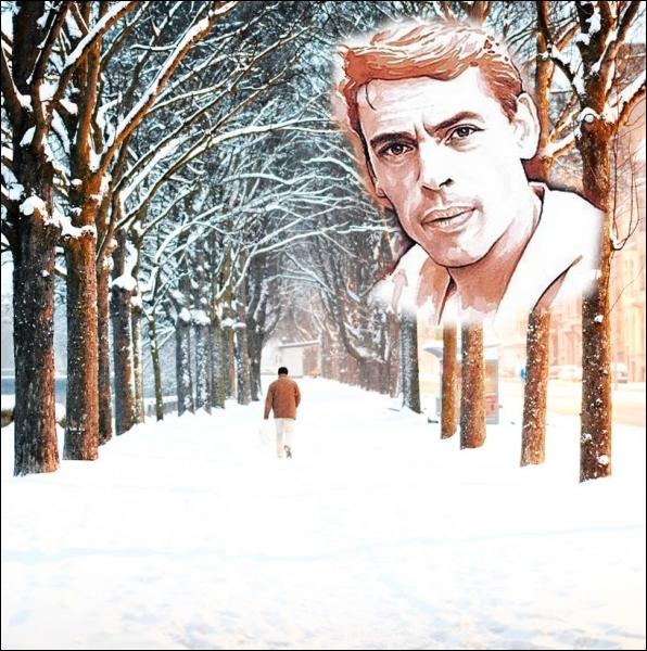 Pour Jacques Brel dans une de ses chansons, il neigeait sur ... .