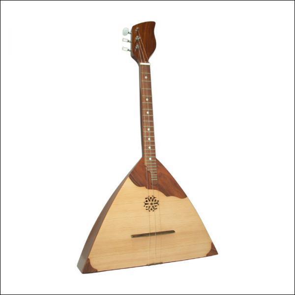 Quel est le nom de cet instrument traditionnel à cordes ?