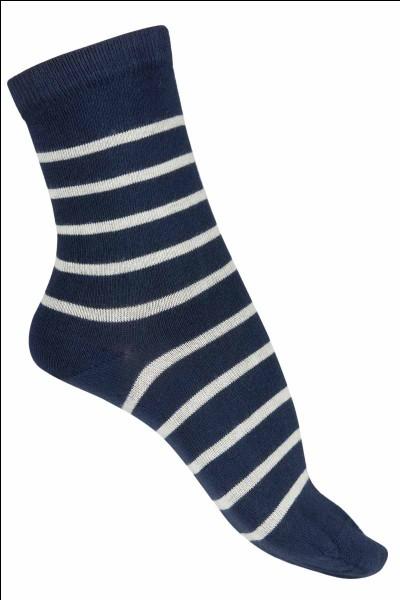 Une chaussette ça n'a l'air de rien, mais savez-vous en combien de temps elle se décompose ?