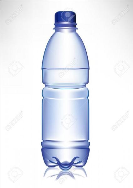 Quel est le temps de décomposition d'une bouteille en plastique ?