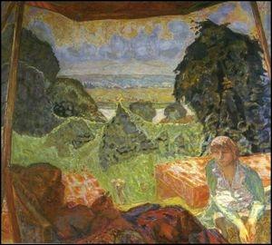 Qui a peint Eté en Normandie ?