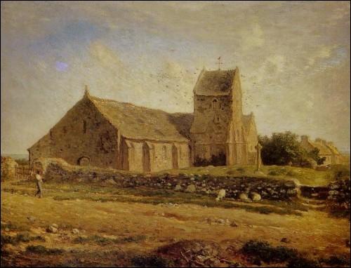 Qui a peint l'Eglise de Gréville ?