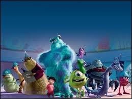 Au début du film, Sulli et les autres monstres pensent que les enfants :