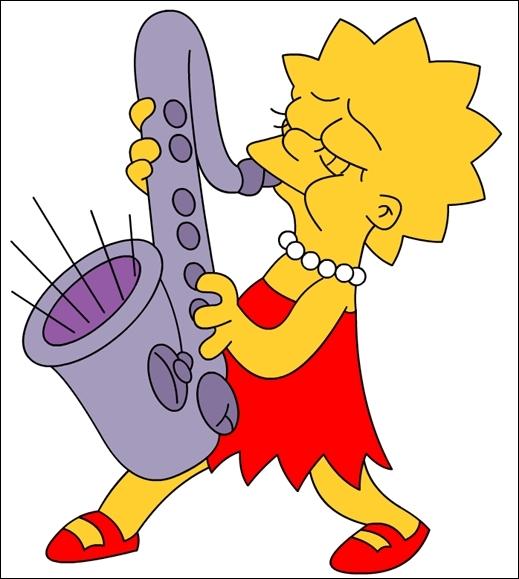 Contrairement à son frère, quel est le caractère de Lisa ?