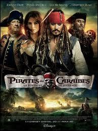 En quelle année le film  Pirates des Caraïbes 4  est-il sorti ?