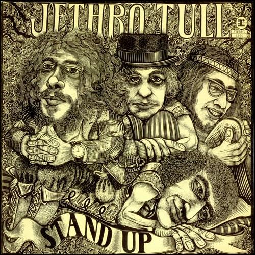 En quelle année sort l'album  Stand Up  de Jethro Tull ? La chanson  Bourée  reprend  Bourrée en E minor  qui est une pièce pour luth de Johann Sebastian Bach.