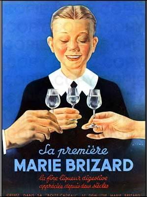 Marie-Brizzard était la fille de Pierre Brizzard, tonnelier et bouilleur de cru. Elle fonde sa societé avec son neveu Jean-Baptiste Roger :