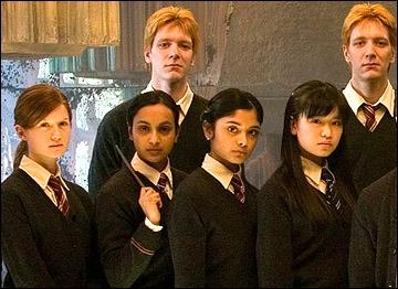 Qui a dénoncé l'Armée de Dumbledore ? (dans le livre ! )