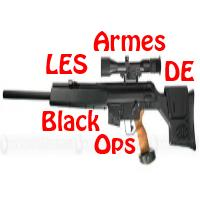 Les Armes de Call of Duty : Black Ops (2)