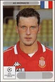 Défenseur belge champion de France en 1997 et en 2000 avec l'AS Monaco.