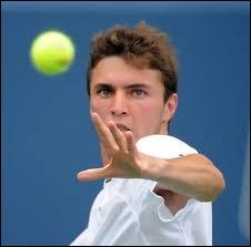 Niçois classé 6e à l'ATP en janvier 2009.
