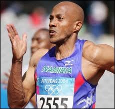 Ancien athlète namibien.