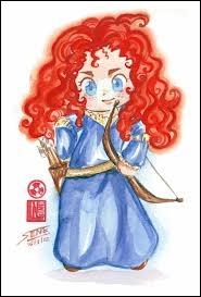 Quel est le prénom de cette princesse chibi ?