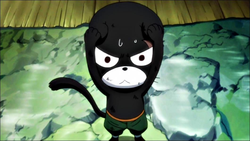 De quoi Panther Lily a-t-il peur ?