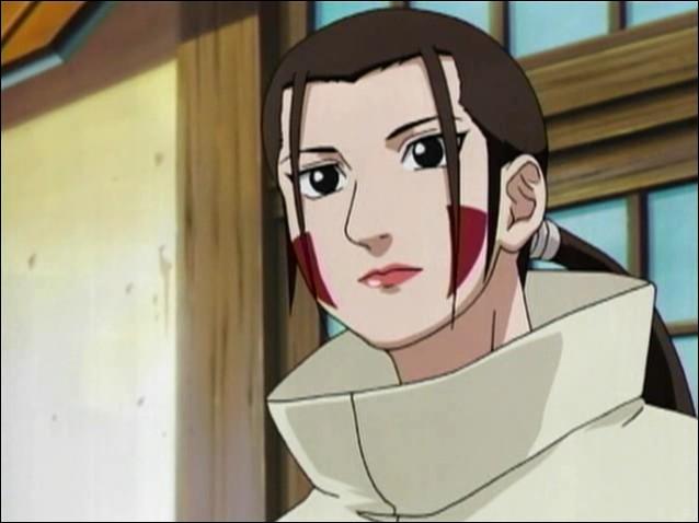 Hana Inuzuka est la mère de Kiba :