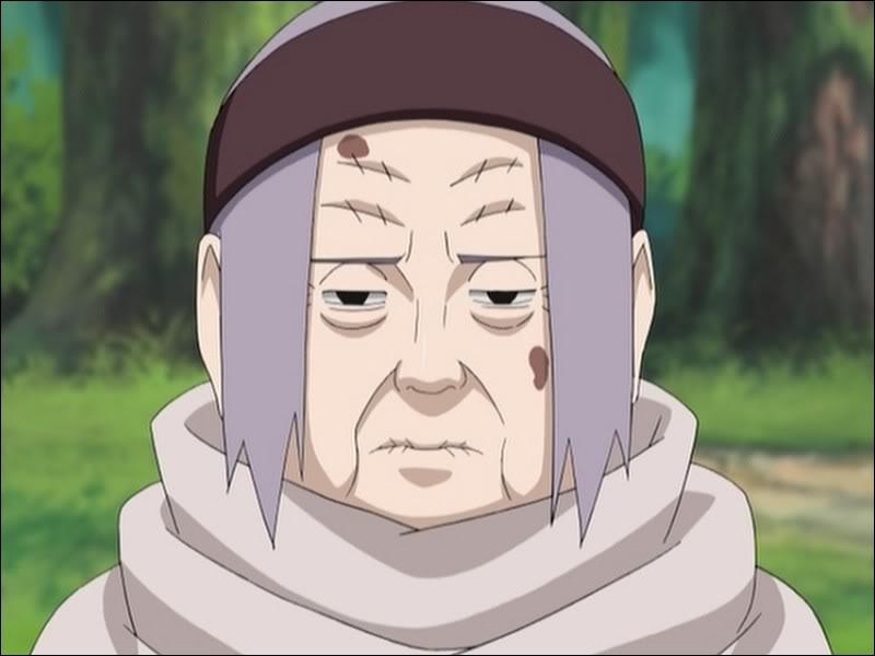 Chiyo est la grand-mère de Sasori :
