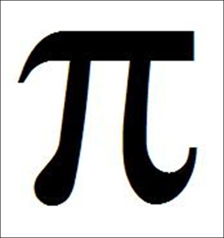 Qui a inventé le nombre  pi  ?