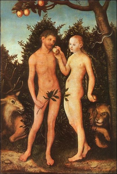 Dans quel jardin vivaient Adam et Ève ?