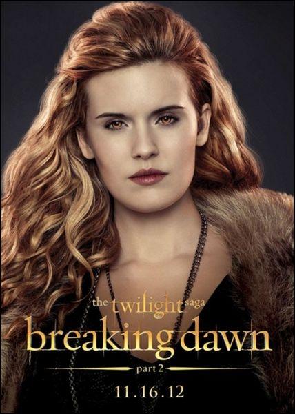 Pourquoi Irina trahit-elle les Cullen ?