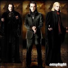 Comment se nomment les chefs des Volturi ?