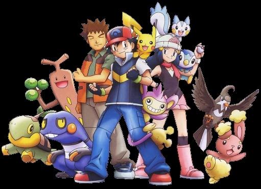 Quel est le personnage principal (humain) de Pokémon ?