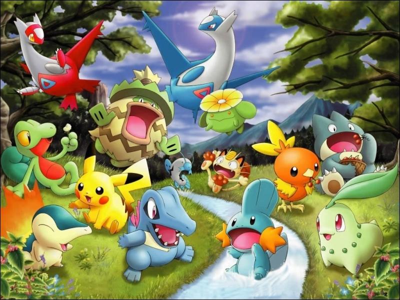 Quel est le personnage principal (Pokémon) de Pokémon ?