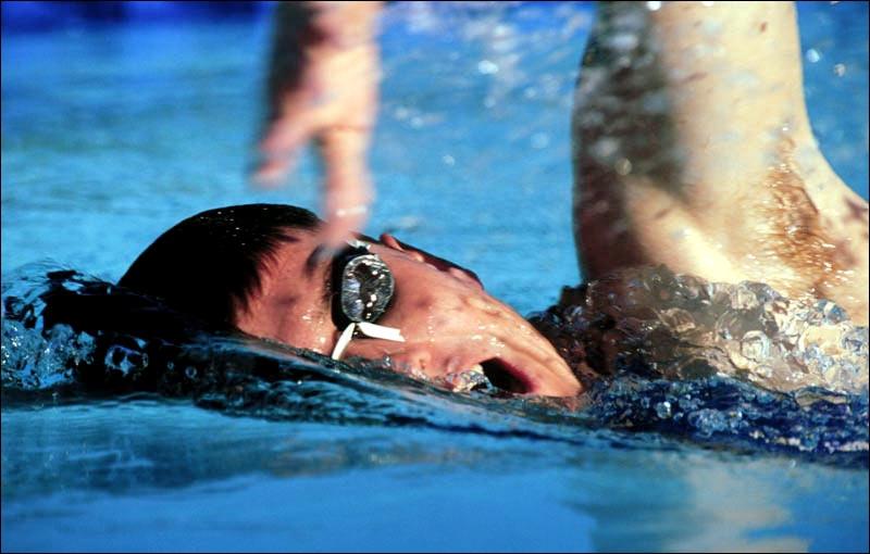 Quelle nage est nagée sur cette photo ?