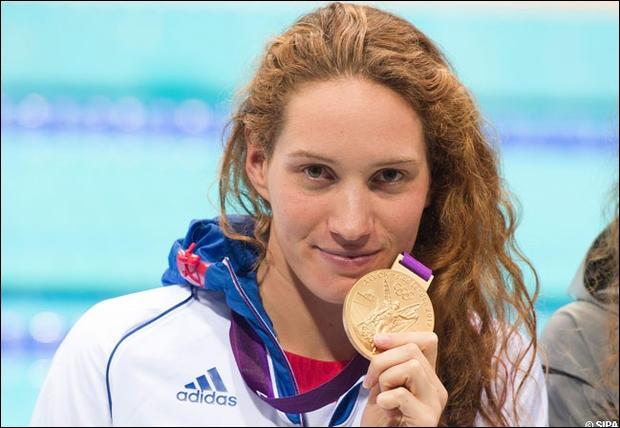 Qui est cette nageuse ?