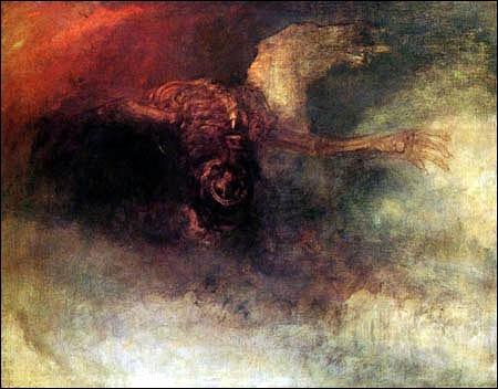 Qui a peint La mort d'un cheval ?