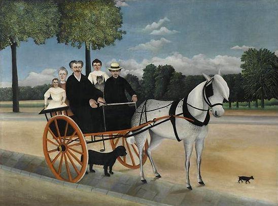 Les chevaux en peinture (1)