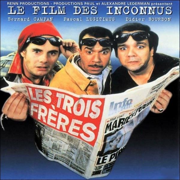 Dans le film  Les Trois frères , a quel jeux télévisé participe l'un des frères Latour, rôle tenu par Didier Bourdon ?