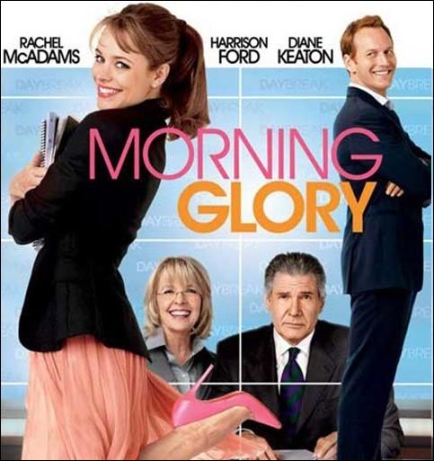 Qui incarne le journaliste de légende  Mike Pomeroy  dans le film   Morning Glory réalisé en 2010 par Roger Michell ?