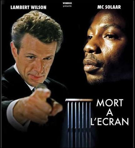 Dans le film  Mort a l'écran , critique réaliste de la télé-réalité réalisé en 2005 avec Lambert Wilson , quelle était l'ex-profession du condamné à mort ( MC Solaar) ?