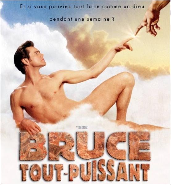 Qui incarne le rôle de Bruce Nolan, journaliste réputé pour ses sujets humains et originaux pour la chaîne locale de Buffalo, dans le film   Bruce tout-puissant   ?