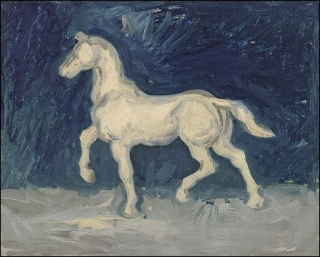 Qui a peint Cheval ?