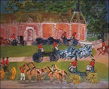 Qui a peint Chevaux ?