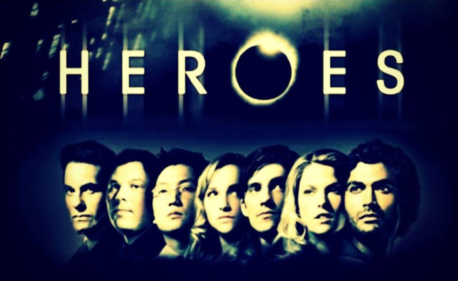 La série Heroes !