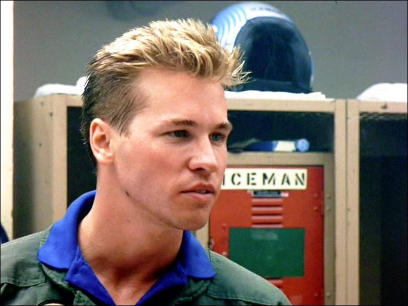 De quel film vient le soldat Tom  IceMan  Kazansky ?
