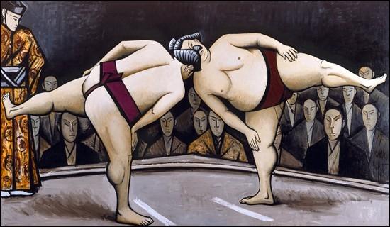 Sumo Shikofumi - 1987