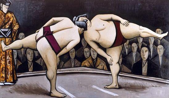 Art Contemporain (2) : la peinture européenne de la seconde moitié du XXe siècle