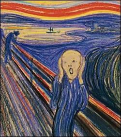 Mai : ''Le Cri'' devient la peinture la plus chère du monde (près de 120 millions de dollars). Quel peintre a créé cette œuvre ?