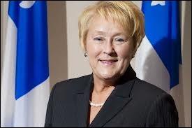 Septembre : Le 4, pour la première fois une femme accède au poste de Premier ministre dans son ''pays'' . Où Pauline Marois a-t-elle été élue ?