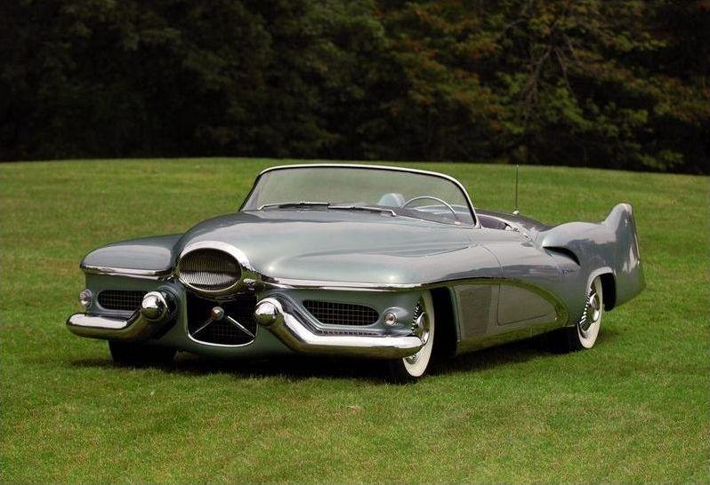 Les voitures de rêve