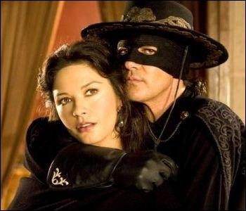 Dans quel film voyez-vous ce couple réunissant Antonio Banderas et Catherine Zeta-Jones ?