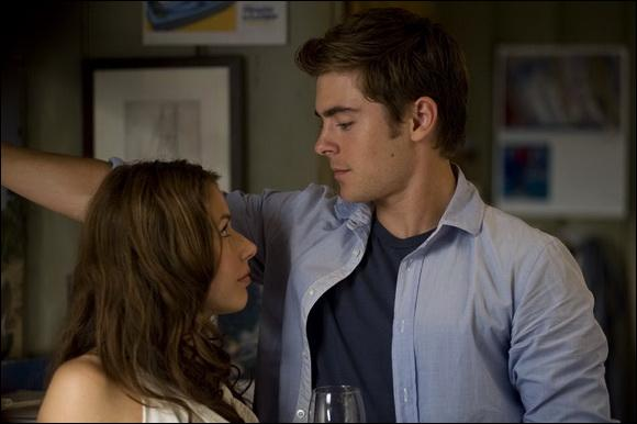 Dans quel film voyez-vous ce couple réunissant Zac Efron et Amanda Crew ?